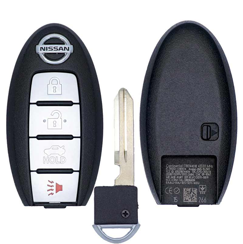 2013-2015 NISSAN ALTIMA PROXIMITY SMART KEY KEYLESS REMOTE